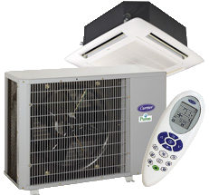 Carrier 174 Ductless Split Systems Best Heating Amp Cooling